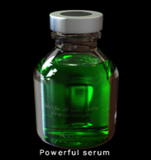<small>Powerful Serum</small>