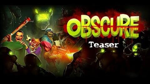 Obscure Teaser - PC, PSN and Xbox LIVE