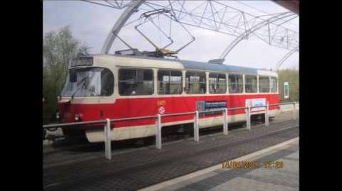 Introduction to Prague's Tram Fleet