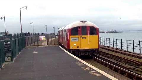 Island line trains 1938 stock
