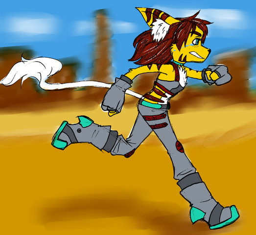 File:Eryn running coloring.png