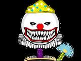Mr. Tatters the Clown