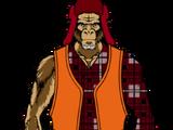 Bigfeetz the Sasquatch