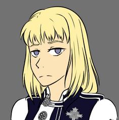 Alessia first uniform