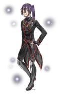 Dgm sketch commission dante by ekkodahl-dad91iw
