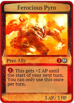Ferocious Pyro