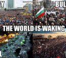 """A """"globális politikai ébredés"""""""