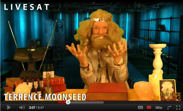 Terrence moonseed