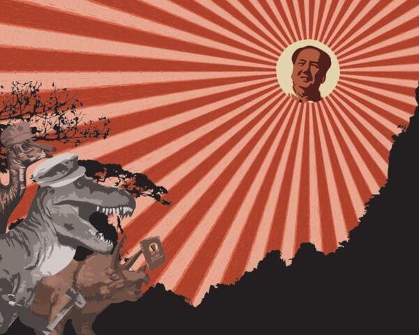 File:Dinosaurs and mao.jpg