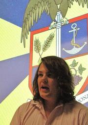 Prime Minister Lynam (2011)
