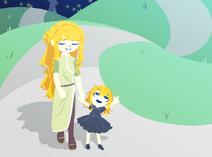 Maya-and-young-aria