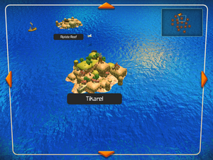 Tikarel (World Map)