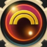 Emblem of Sun Icon