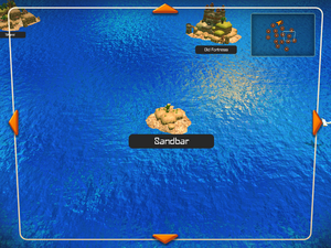 Sandbar (World Map)