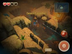 Desert Caverns 1