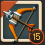 Bow and Arrows Menu Icon