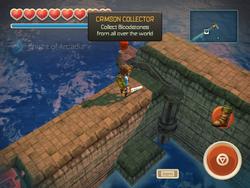 Crimson Collector challenge accomplished