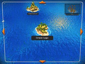 Southwind Isle (World Map)
