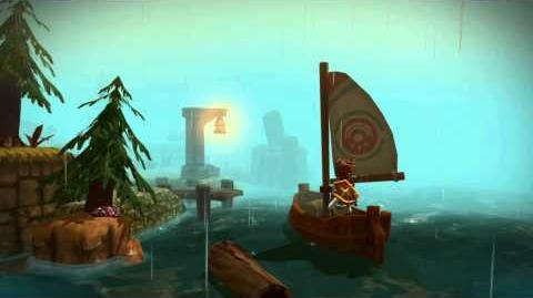 Oceanhorn ™ Game of the Year Edition Trailer - Your Voice!