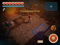 Grave Keeper's Hut