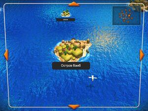 Bomb Island (World Map)
