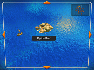 Riptide Reef (World Map)
