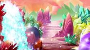 Precious stones mini world