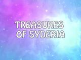 Tesouros de Syderia