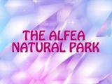 O Parque Natural de Alfea
