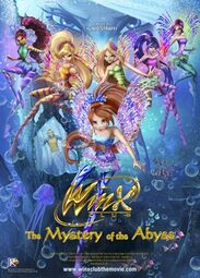 Pôster de Winx Club- The Mystery of the Abyss