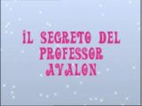 O Segredo do Professor Avalon
