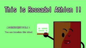 【WC-1】Recoadelathlon 1