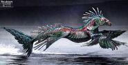 Hippocampus green - pjackson