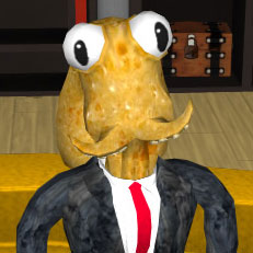 Octodad real