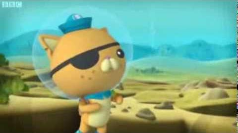 Octonauts and the Scared Sperm Whale