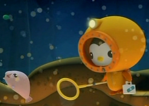 Peso and a Blobfish