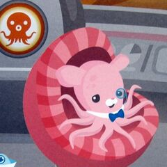 Professor Inkling in The Octonauts