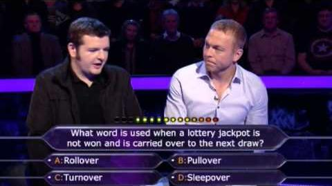 Who Wants to be a Millionaire?-4th Febuary 2014- Chris Tarrant's last episode.-0