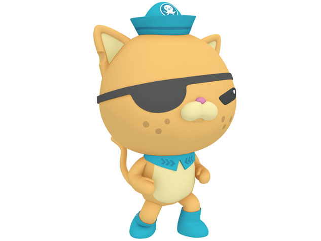 kwazii octonauts sayings