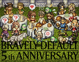 Octopath Traveler x Bravely Default 4