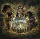 Octopath-Traveler-Tairiku-no-Hasha-Artwork-Naoki-Ikushima