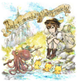 Octopath Happy Travels