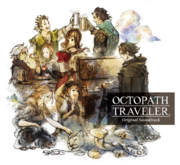 Octopath Traveler OST Cover