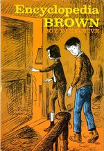 Encyclopedia Brown - Boy Detective