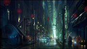 Anime-city-scenery-wallpaper-wide-screen