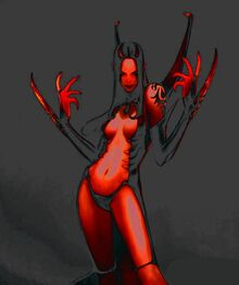 Demon girl-vi