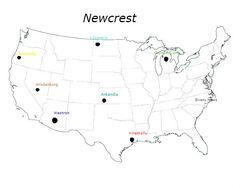 Newcrest Map OriginalLoading