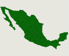Mexico Map OriginalLoading