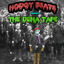 Hodgy Beats The Dena Tape-front-large