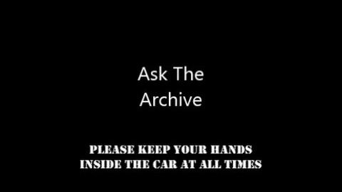 Ask The Archive (LIVE - The Inferior Sequel) (6 27 2014)